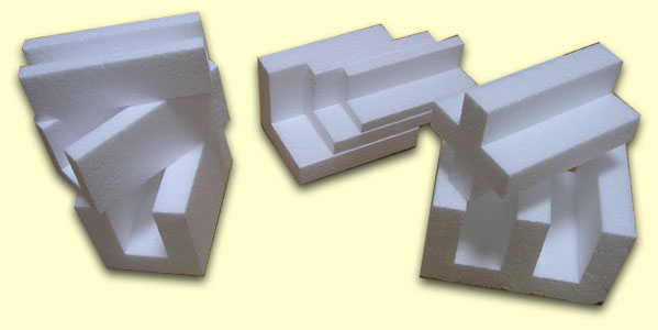 упаковка, изготавливаемая из пенопласта