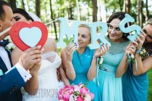 объемные буквы пенопласт свадьба