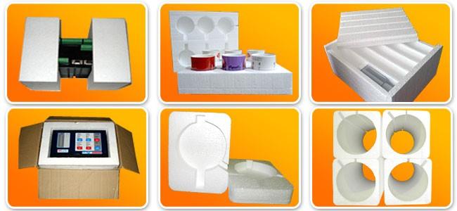 защитная упаковка из пенопласта
