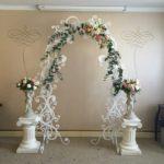 Декор и буквы для свадебного торжества